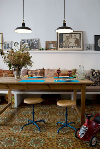 Casa con historia en Barcelona